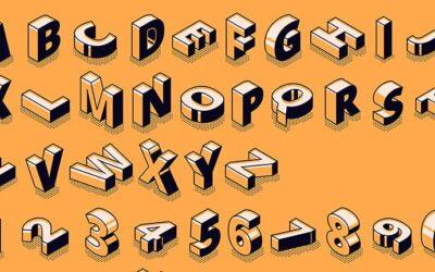 Anatomia di un font, come scegliere quello perfetto