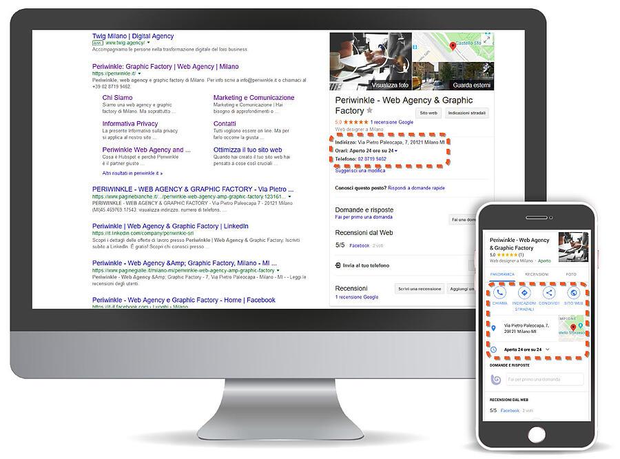 Come rivendicare o aggiornare una scheda Google My Business
