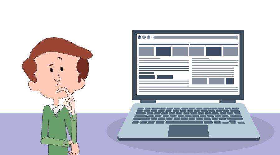 Come fare ad essere presente sul web