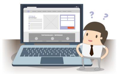 Perché gli altri siti generano clienti e il mio no?